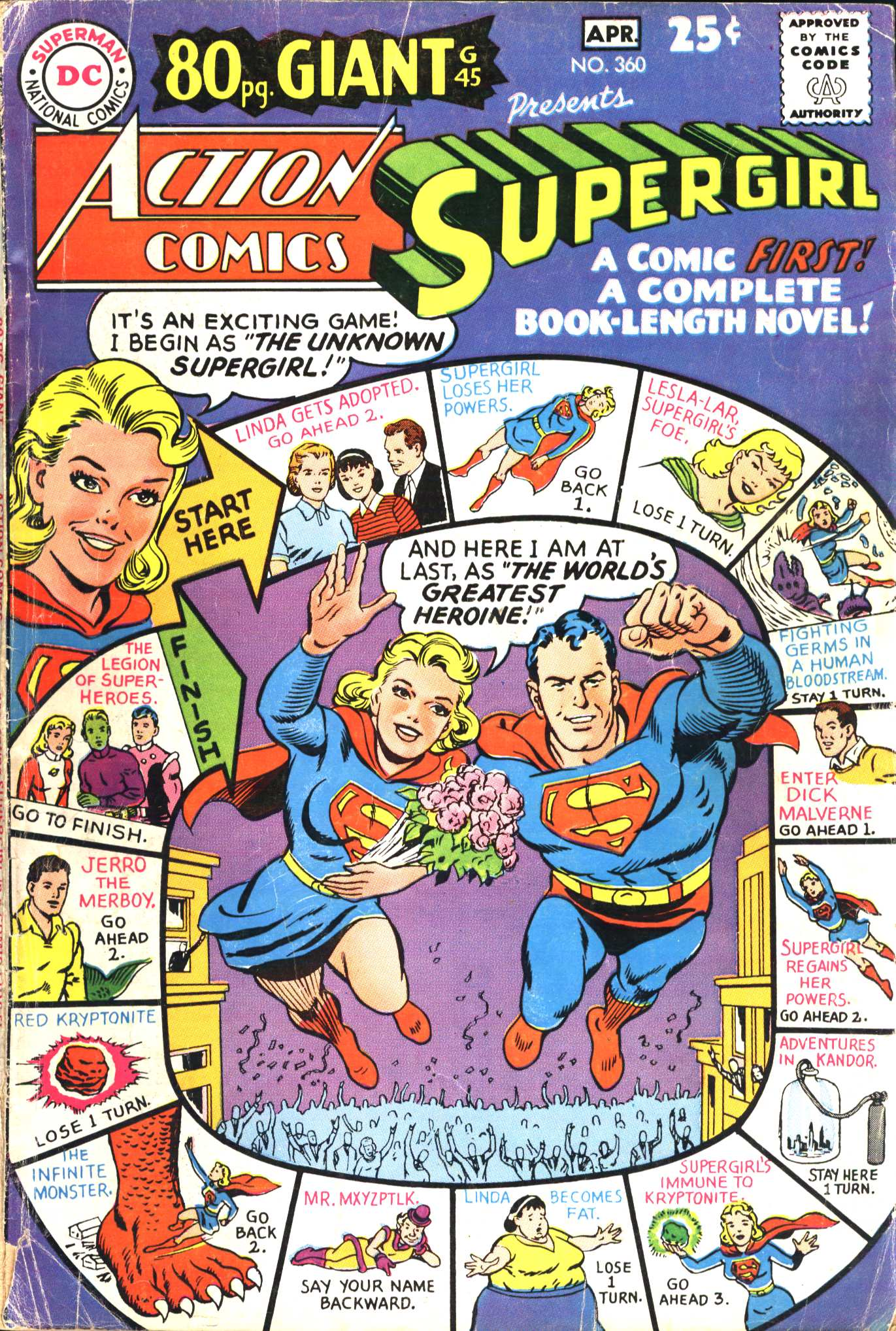 Read online Action Comics (1938) comic -  Issue #360 - 1