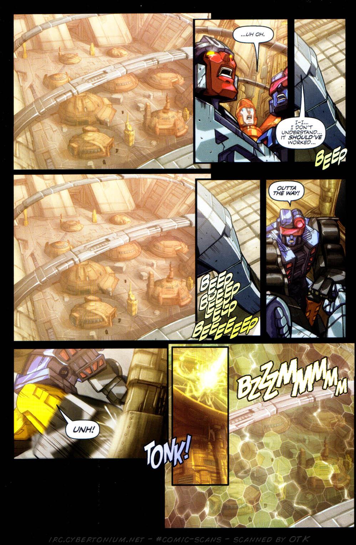 Read online Transformers Armada comic -  Issue #1 - 20