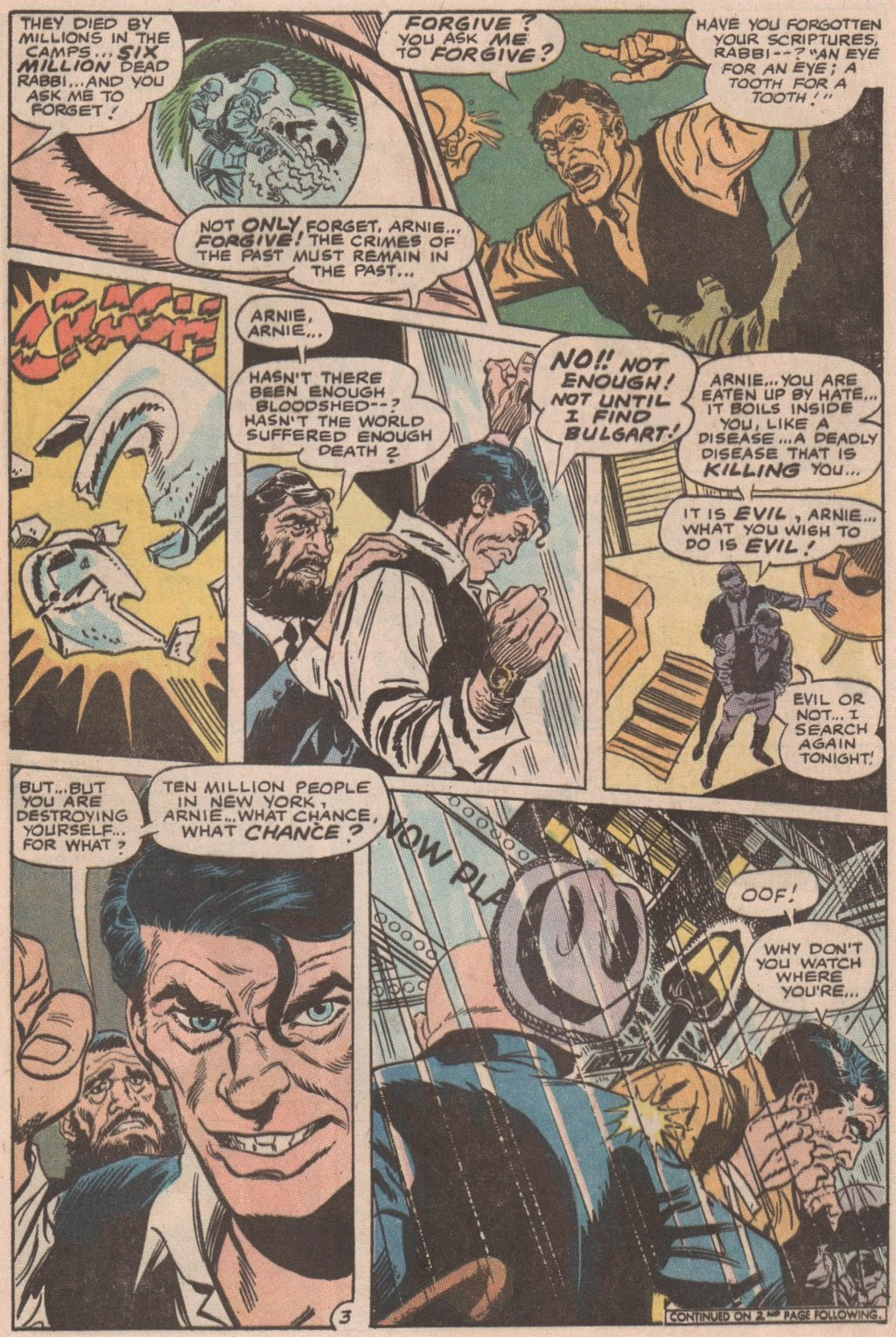 The Witching Hour (1969) issue 6 - Page 7