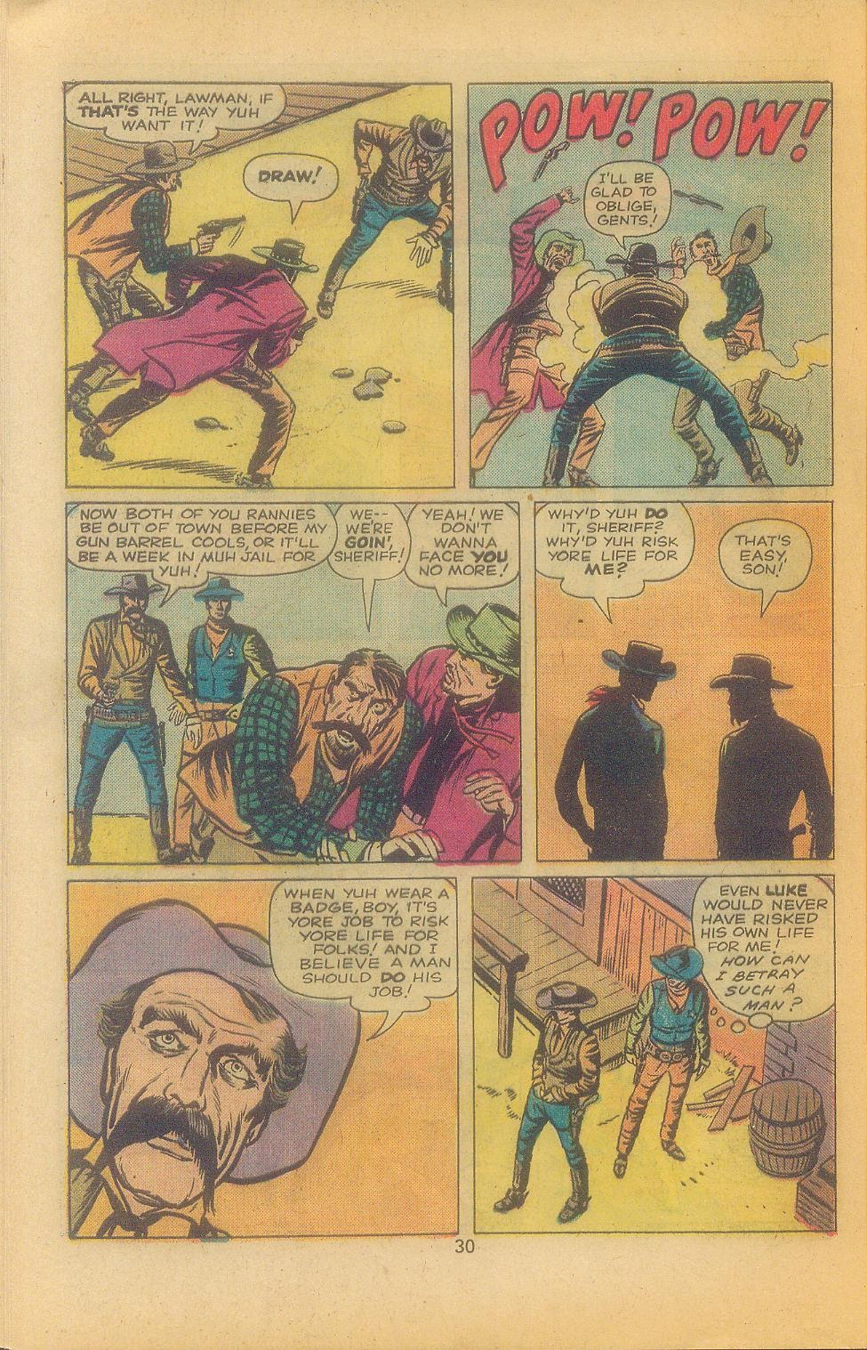 Kid Colt Outlaw issue 197 - Page 32