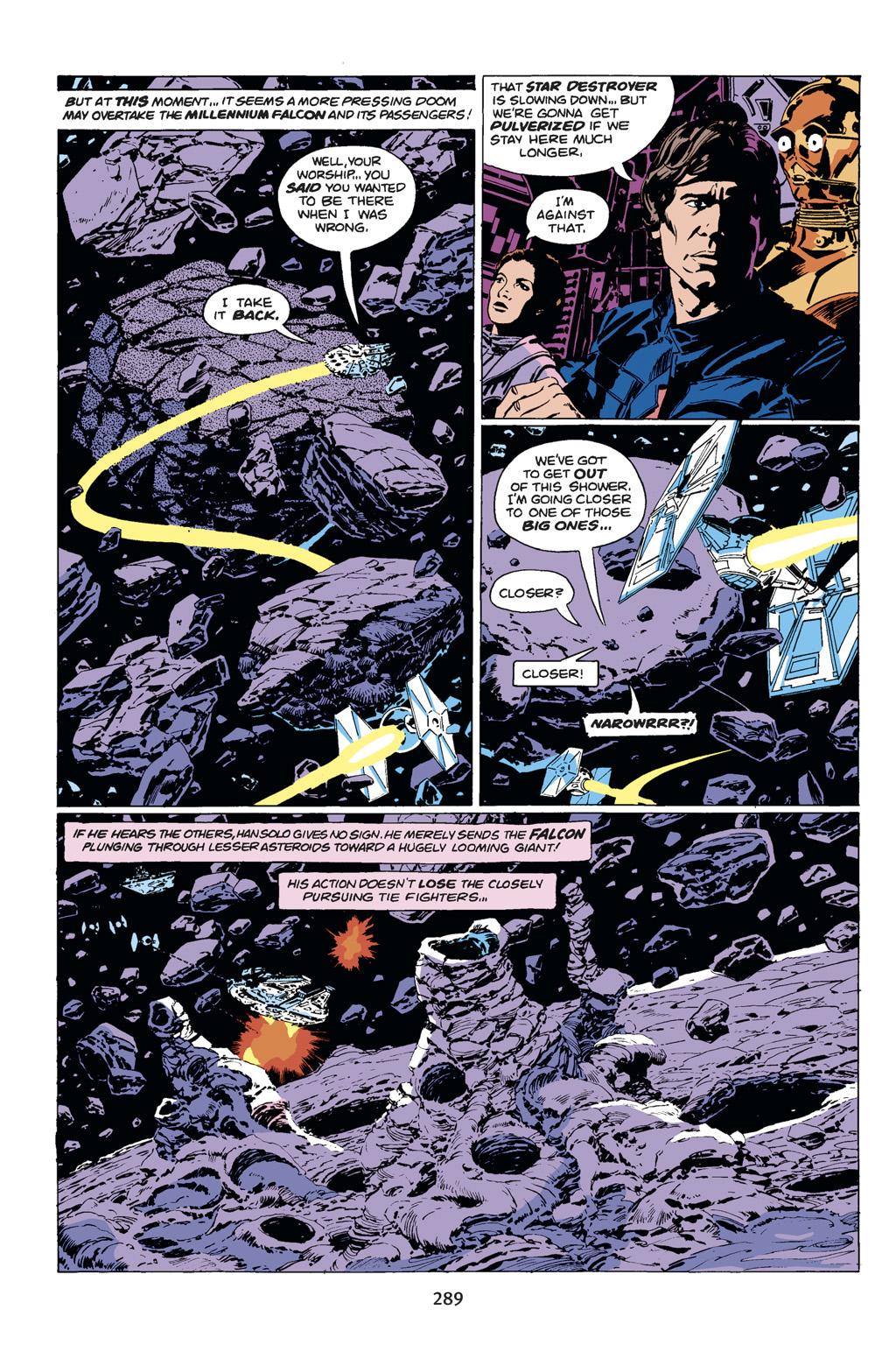 Read online Star Wars Omnibus comic -  Issue # Vol. 14 - 287