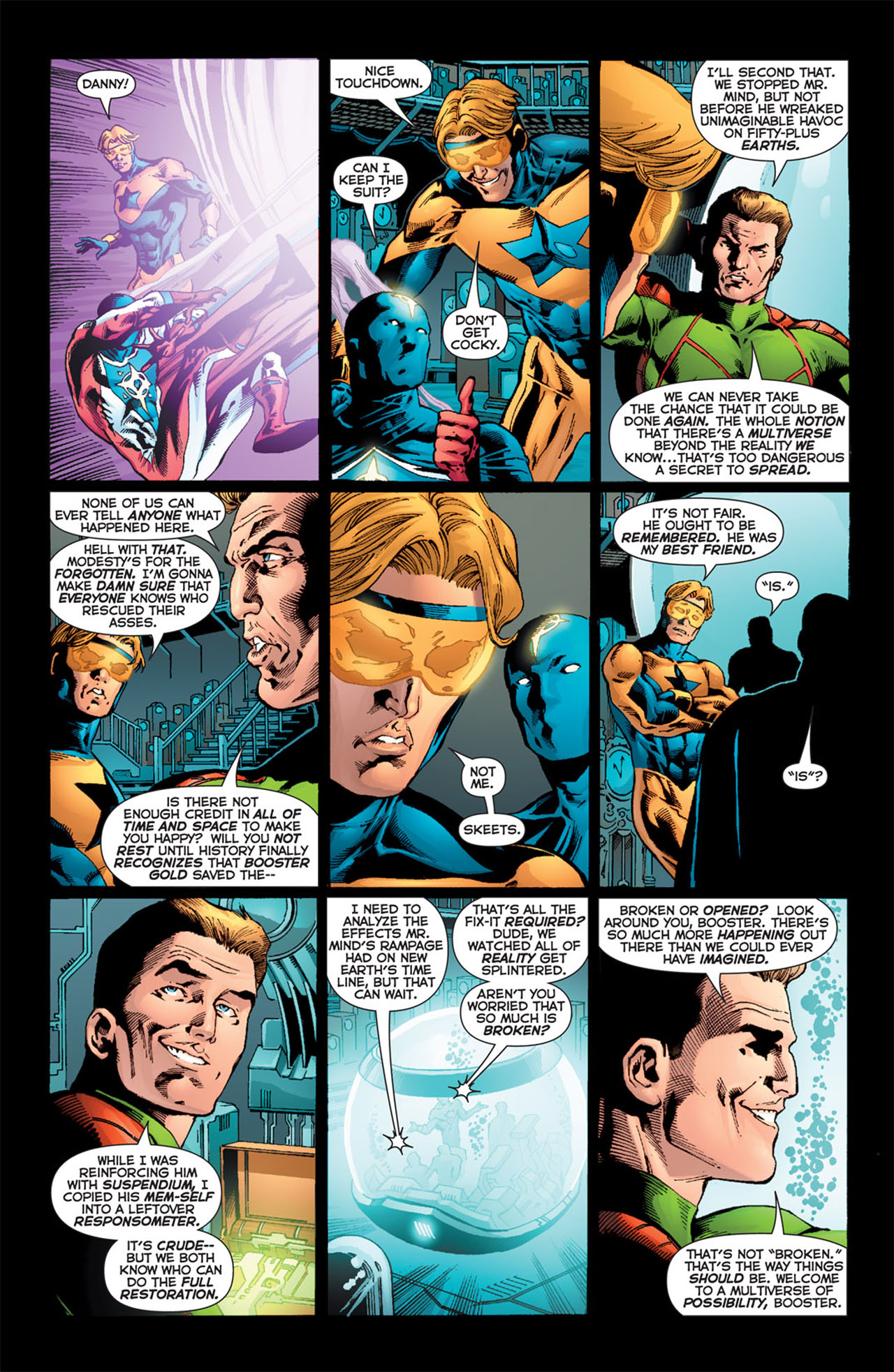 Read online 52 comic -  Issue #52 - 32