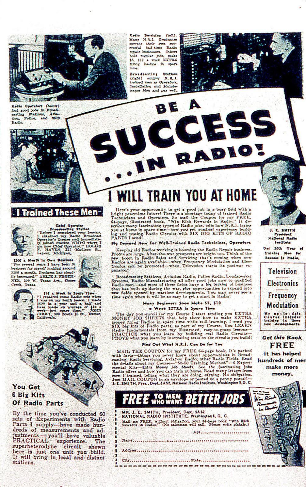 Read online Mystic Comics (1944) comic -  Issue #3 - 35
