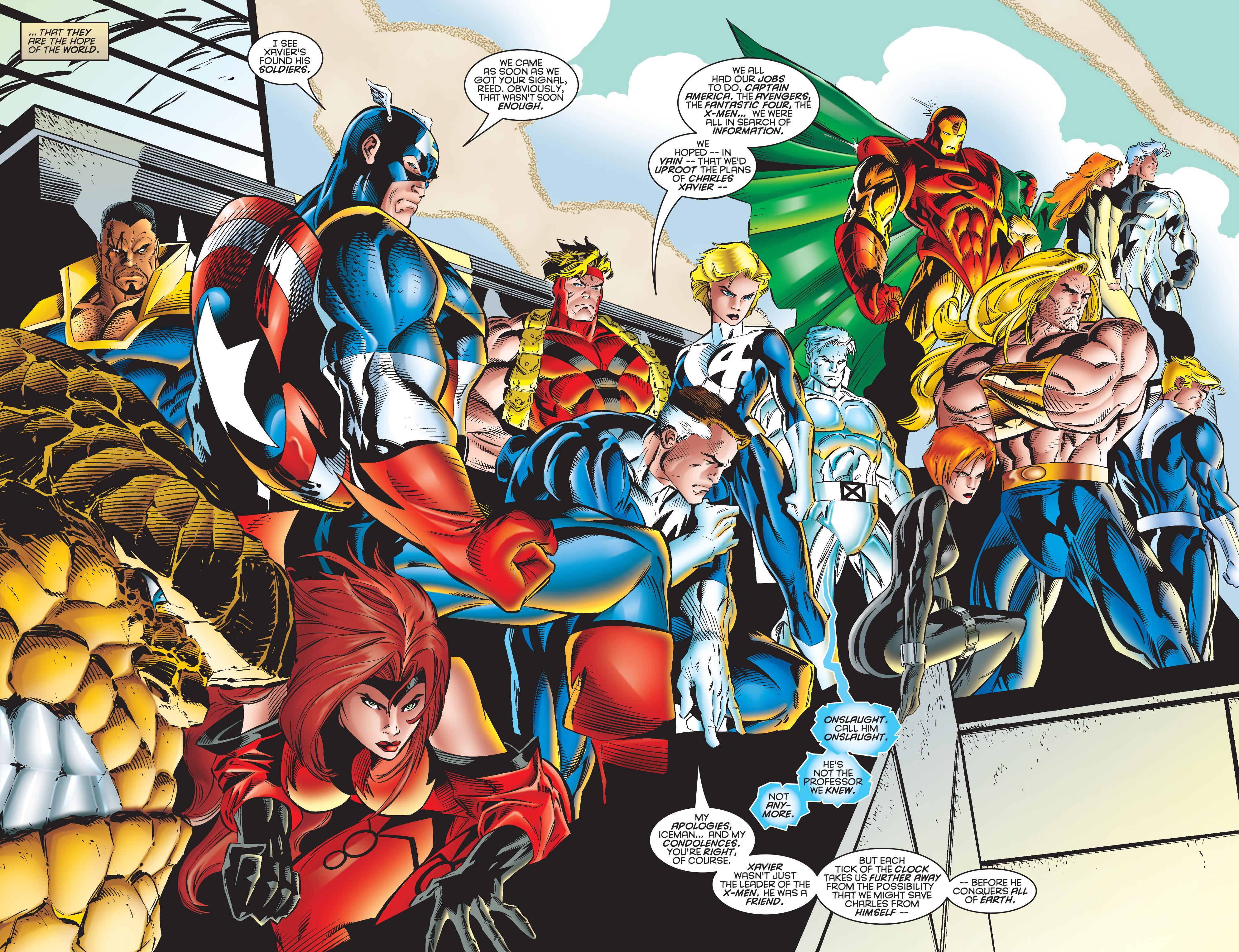 X-Men (1991) 55 Page 4