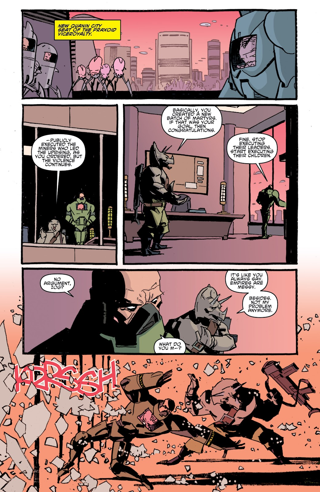 Read online Teenage Mutant Ninja Turtles: The IDW Collection comic -  Issue # TPB 4 (Part 1) - 40