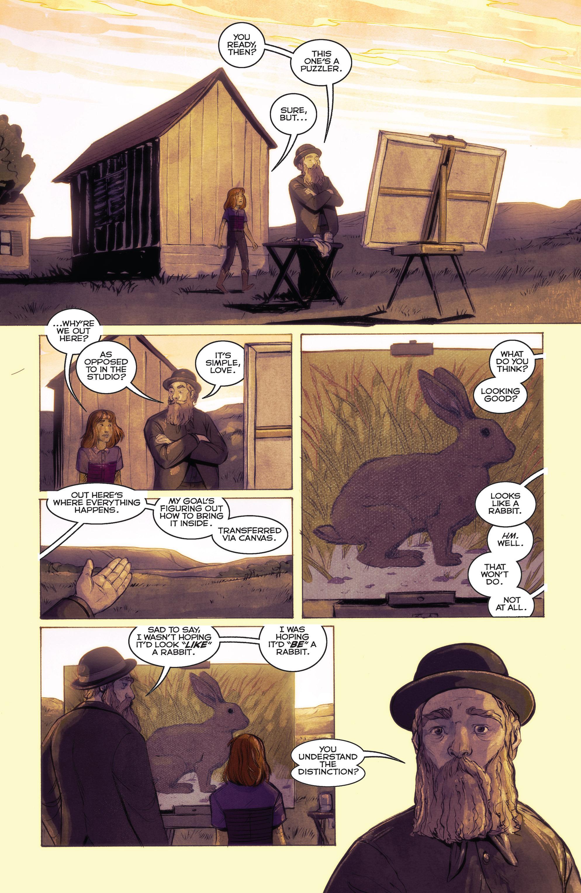 Read online Shutter comic -  Issue #24 - 10