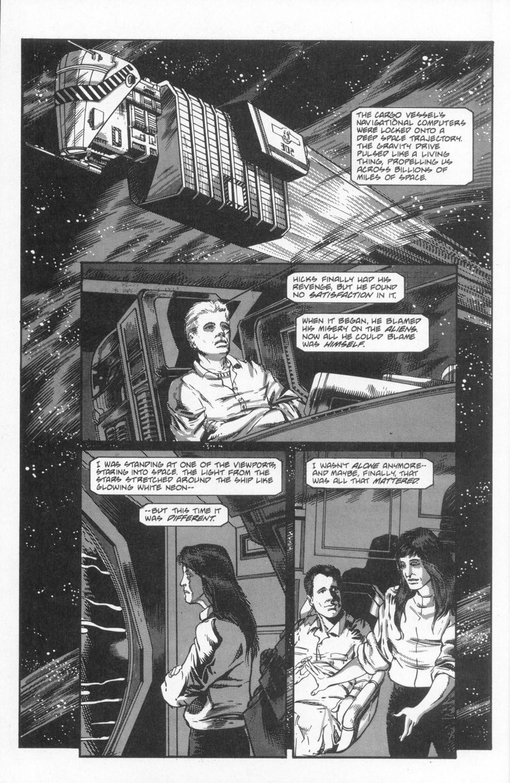 Read online Aliens (1988) comic -  Issue #6 - 28