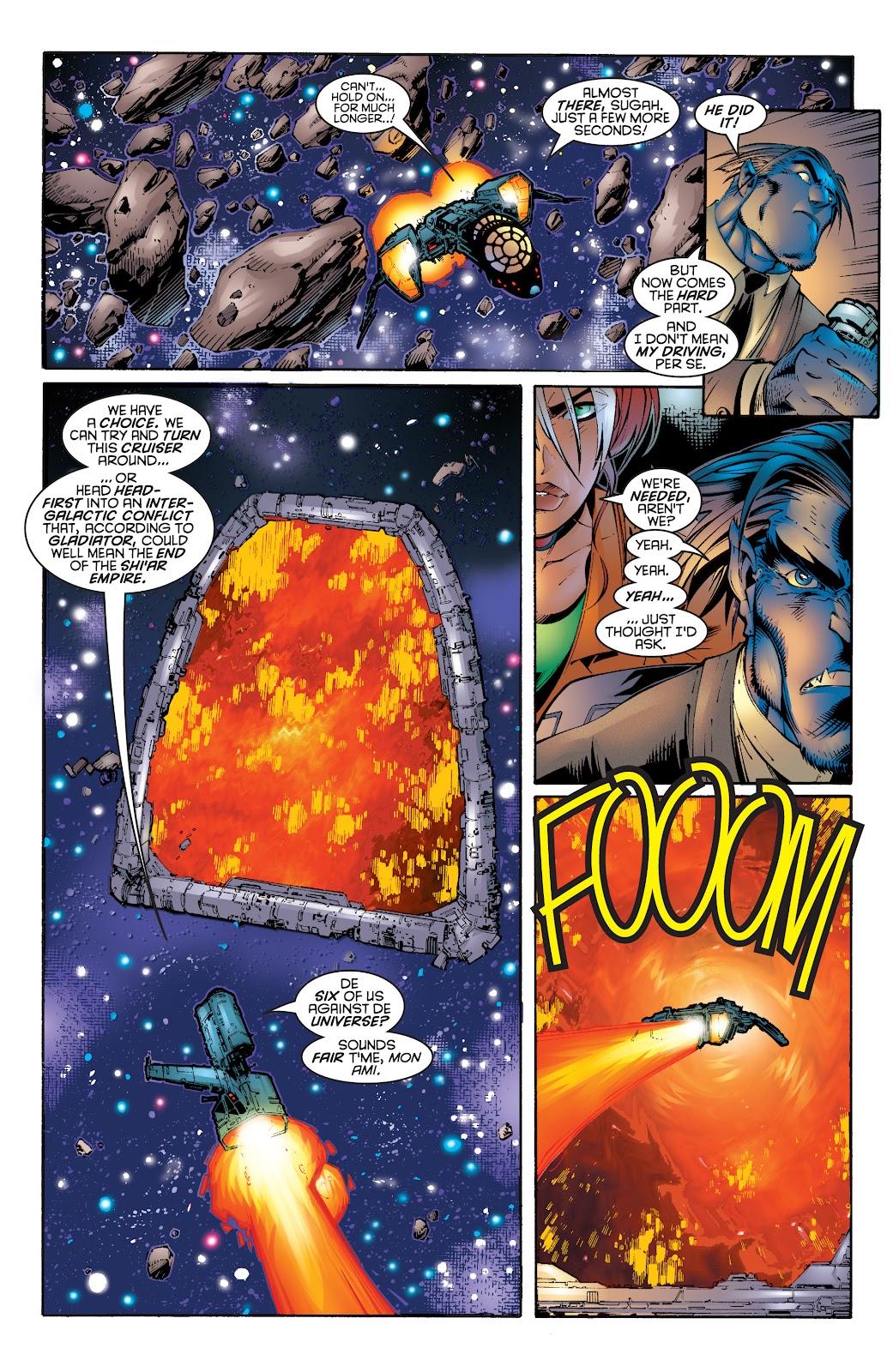 Uncanny X-Men (1963) issue 342 - Page 9