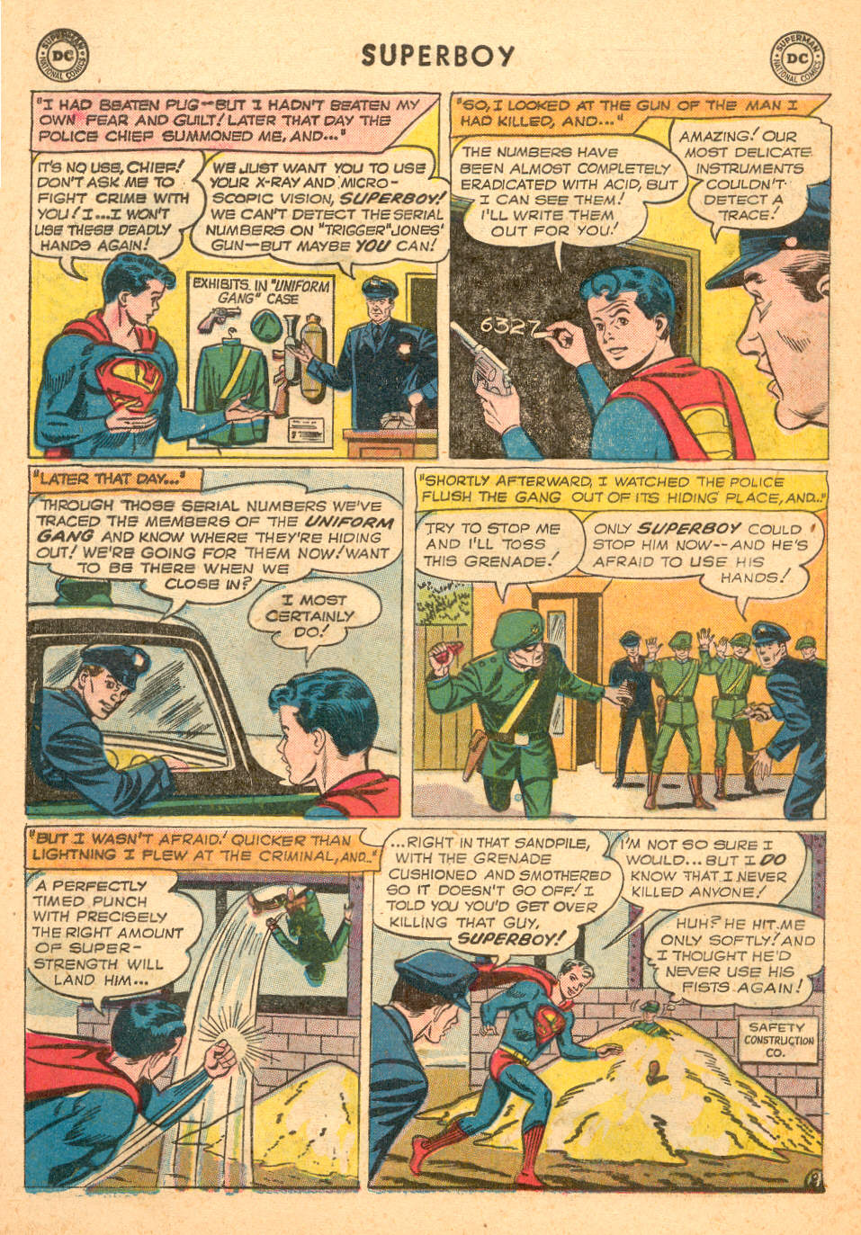 Superboy (1949) issue 72 - Page 19