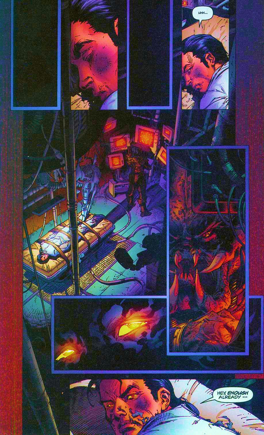 Read online Overkill: Witchblade/Aliens/Darkness/Predator comic -  Issue #2 - 19