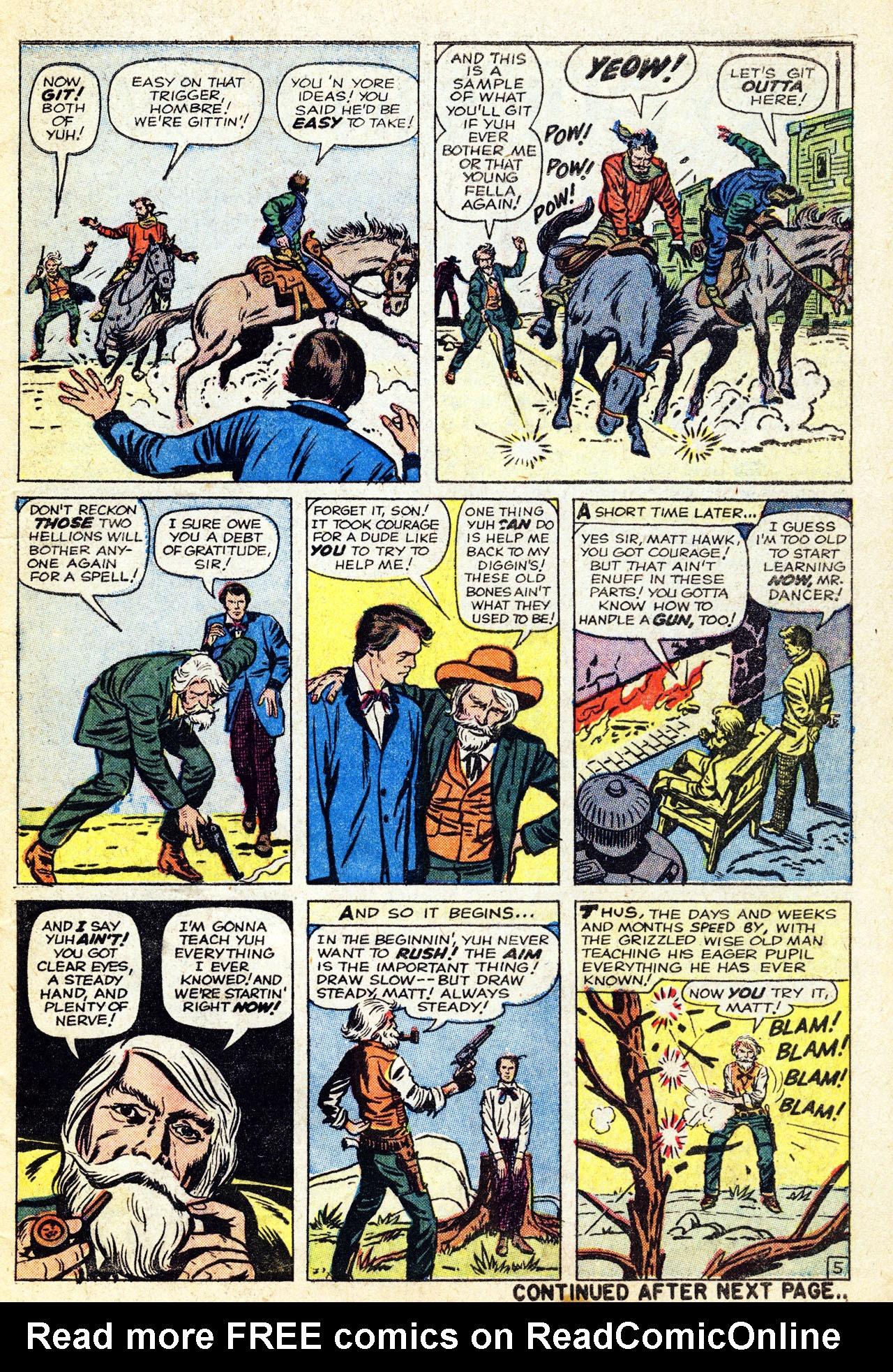 Read online Two-Gun Kid comic -  Issue #60 - 7