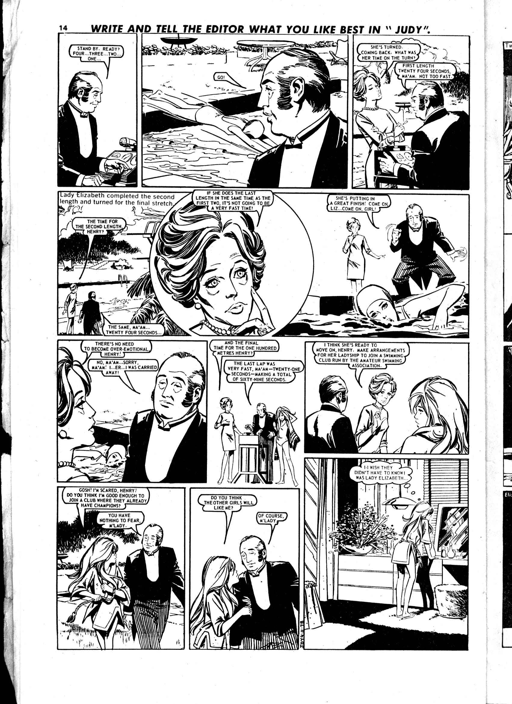 Read online Judy comic -  Issue #982 - 14