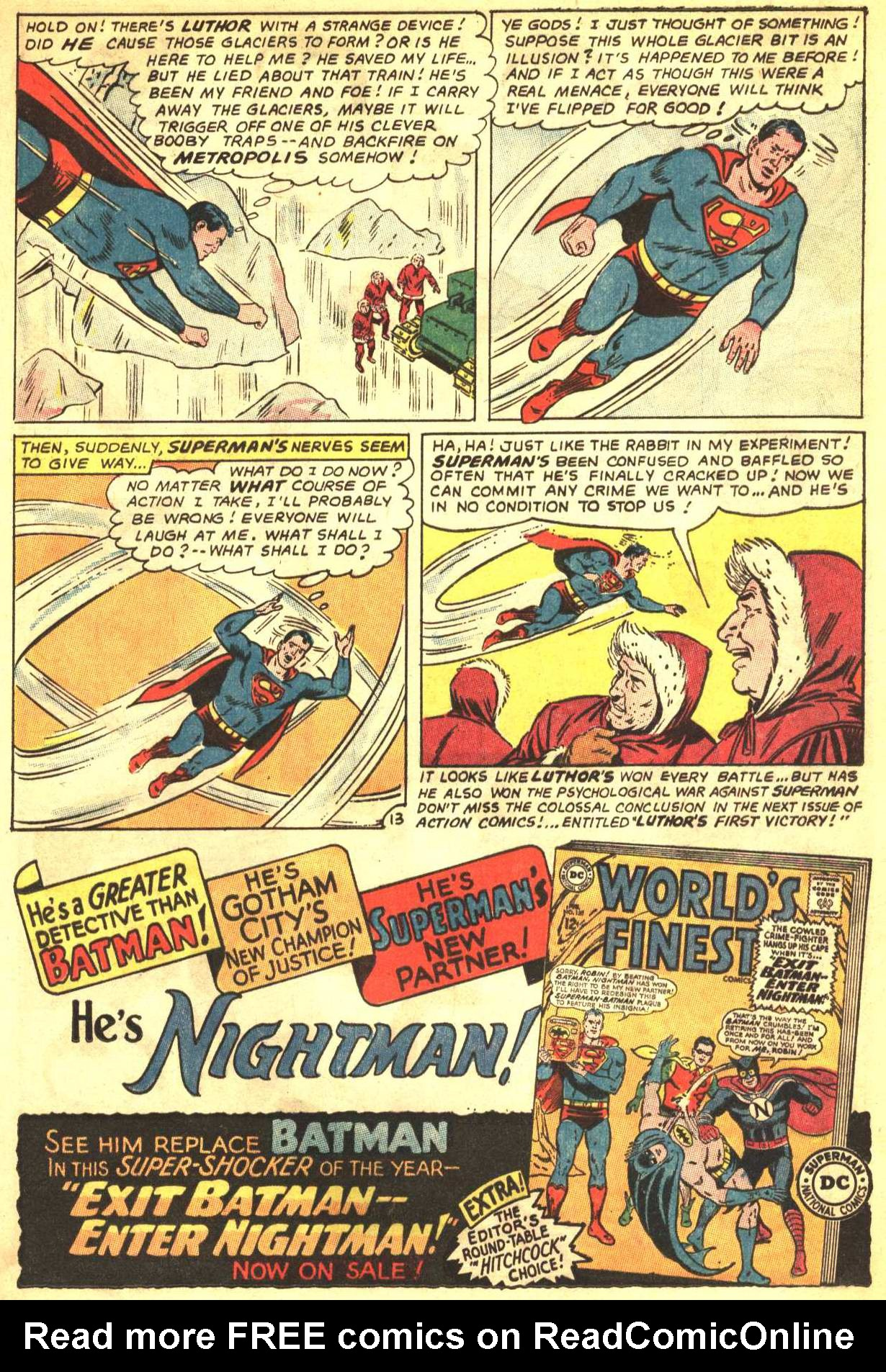 Read online Action Comics (1938) comic -  Issue #333 - 17