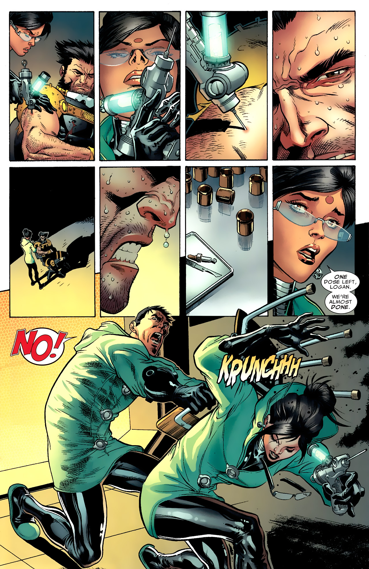 Read online Age of X: Alpha comic -  Issue #Age of X: Alpha Full - 30