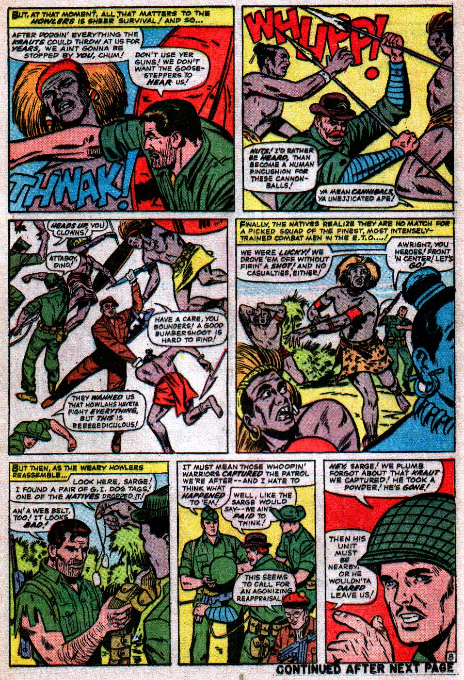 Read online Sgt. Fury comic -  Issue #17 - 12