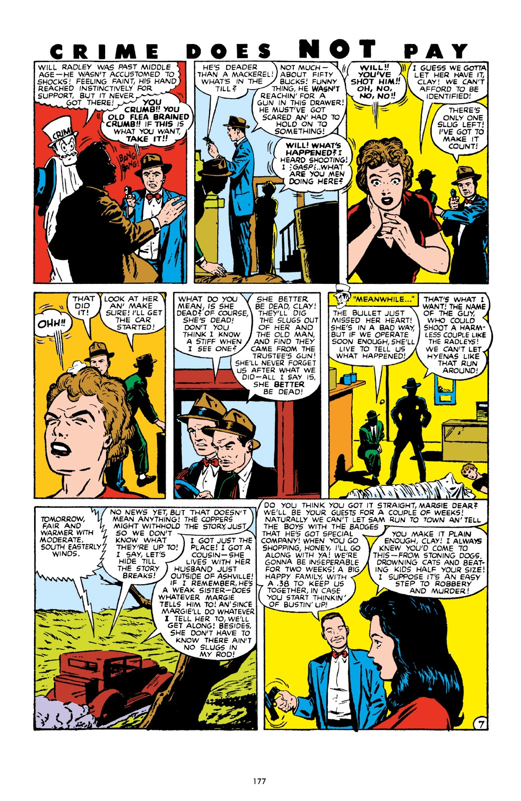 Read online Crime Does Not Pay Archives comic -  Issue # TPB 10 (Part 2) - 78