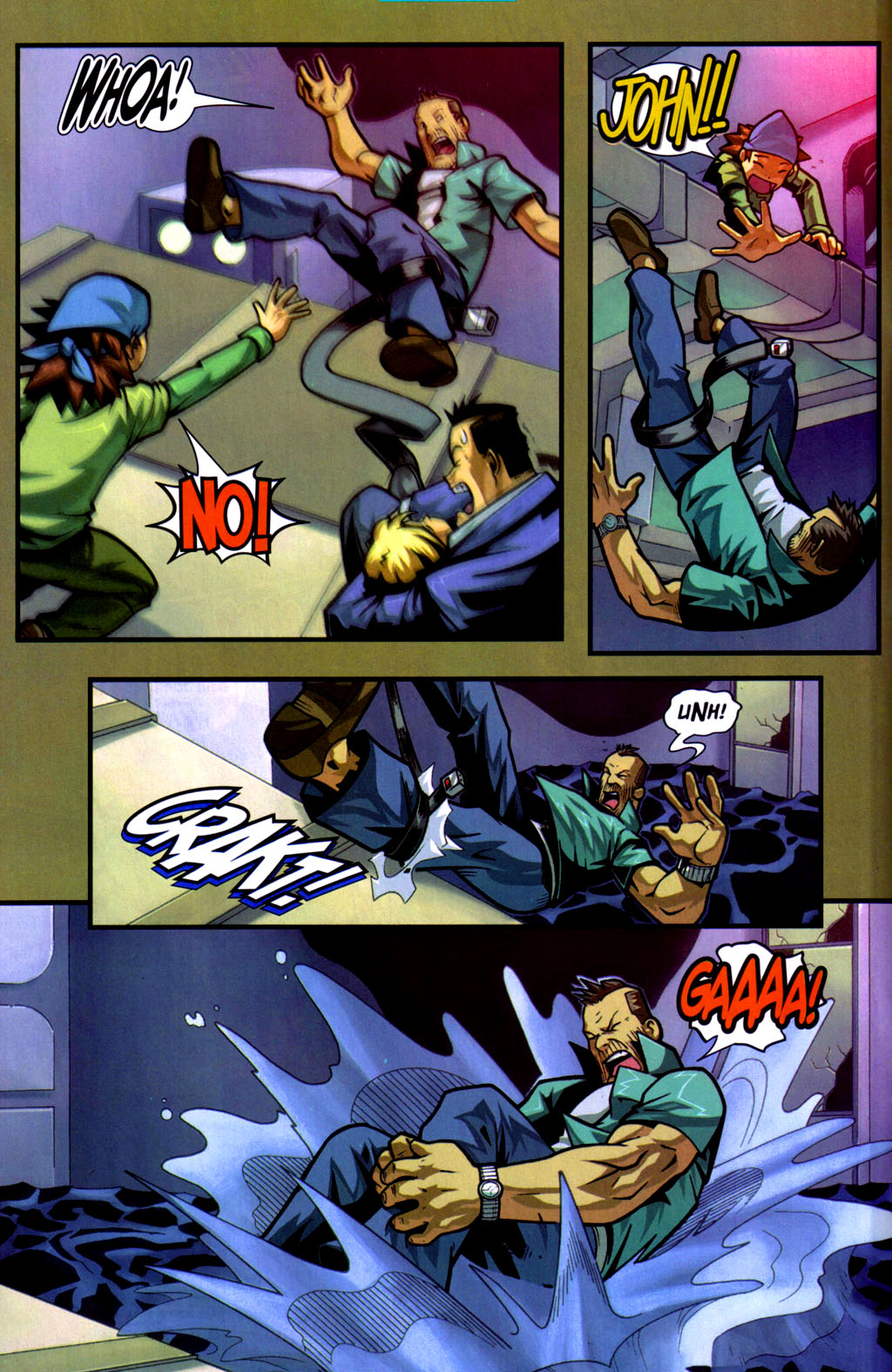 Read online Sentinel comic -  Issue #9 - 5