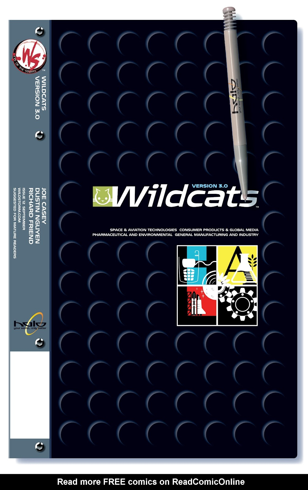 Wildcats Version 3.0 Issue #12 #12 - English 1