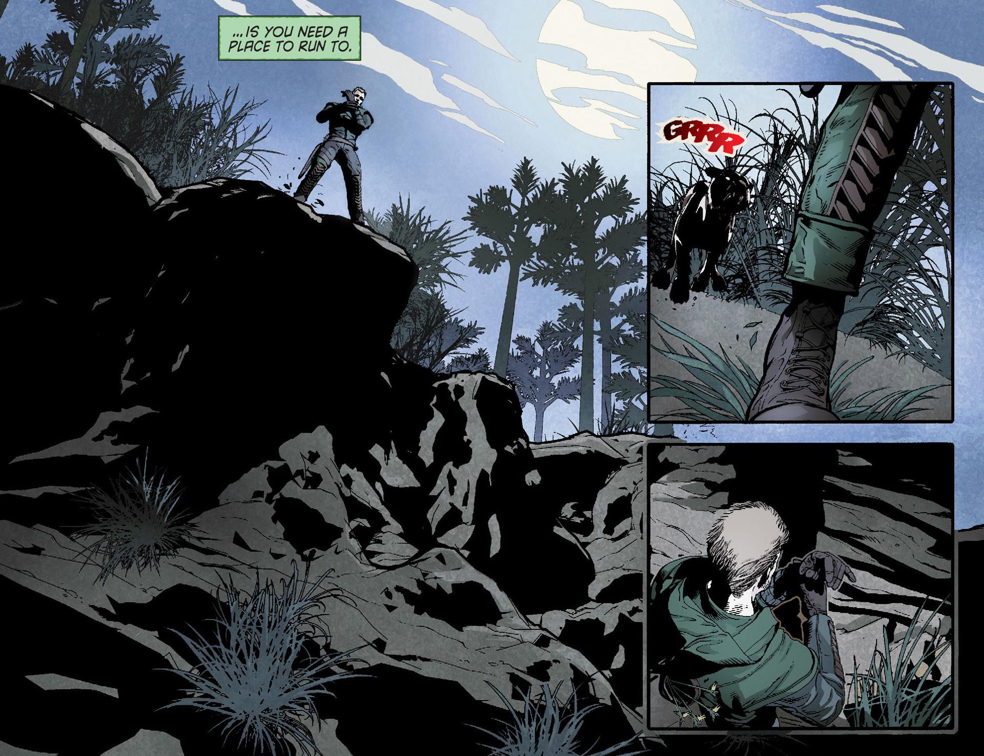 Read online Arrow [II] comic -  Issue #23 - 12