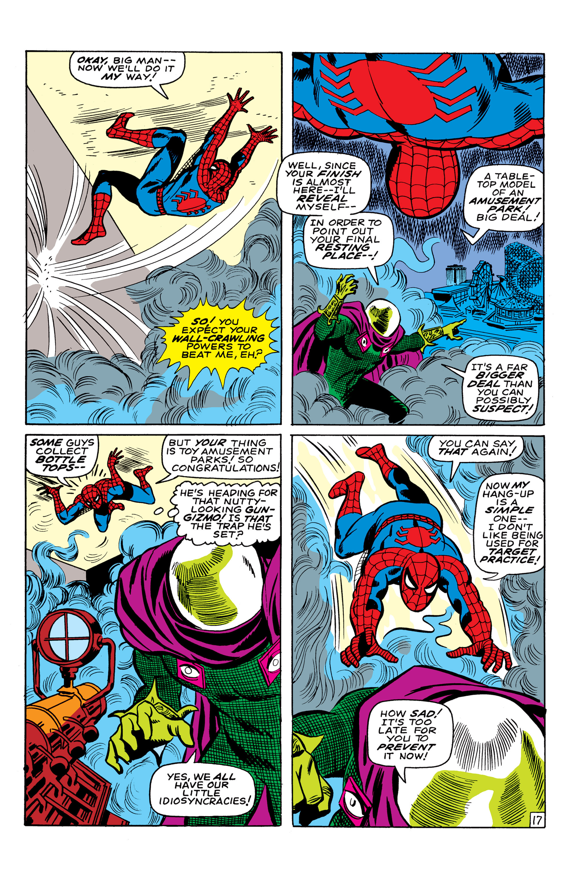 The Amazing Spider-Man (1963) 66 Page 17