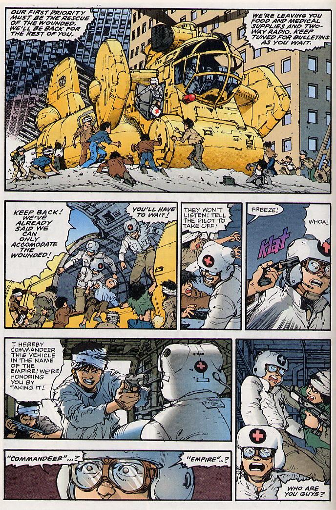 Read online Akira comic -  Issue #17 - 12