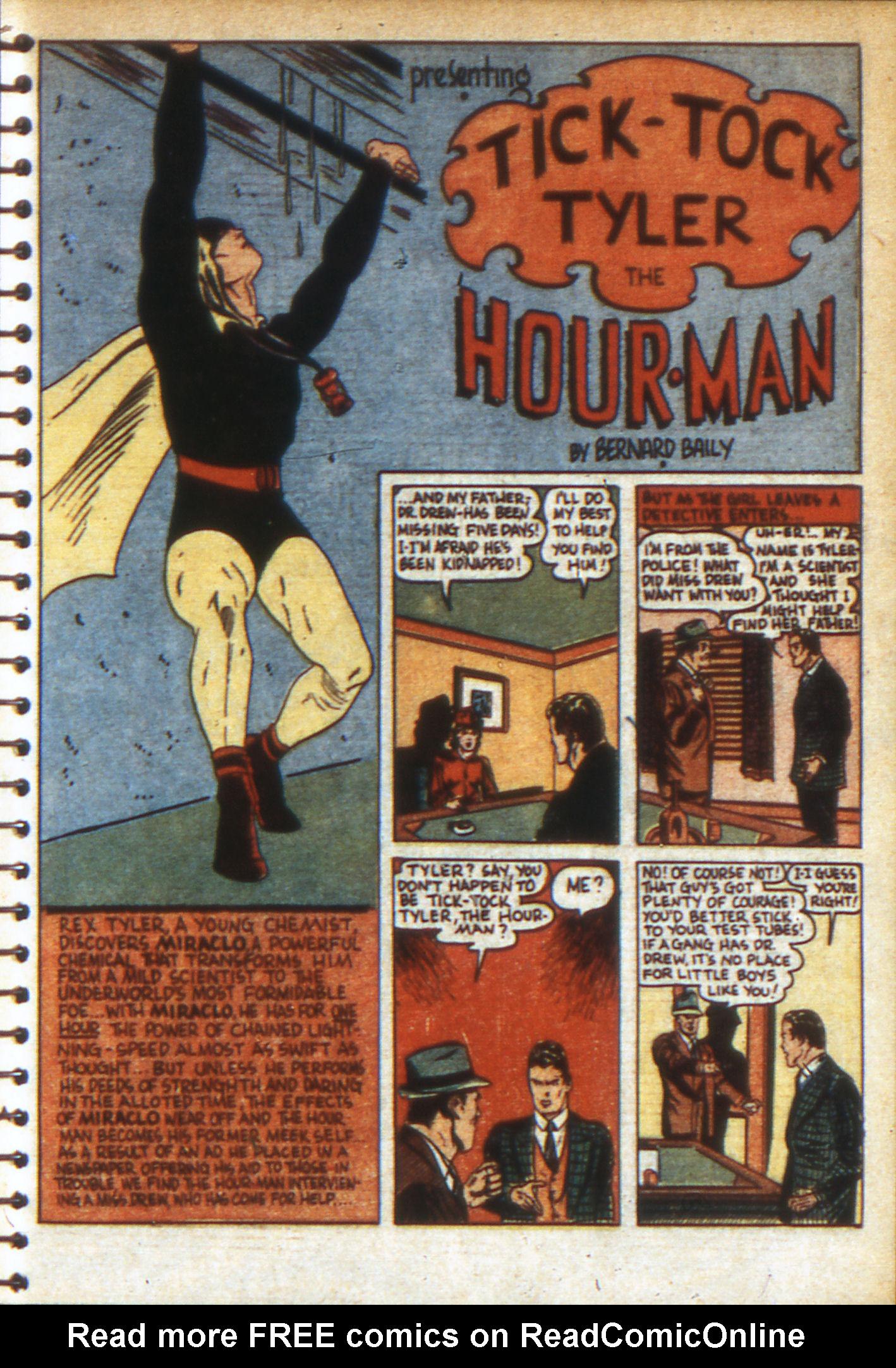 Read online Adventure Comics (1938) comic -  Issue #49 - 3