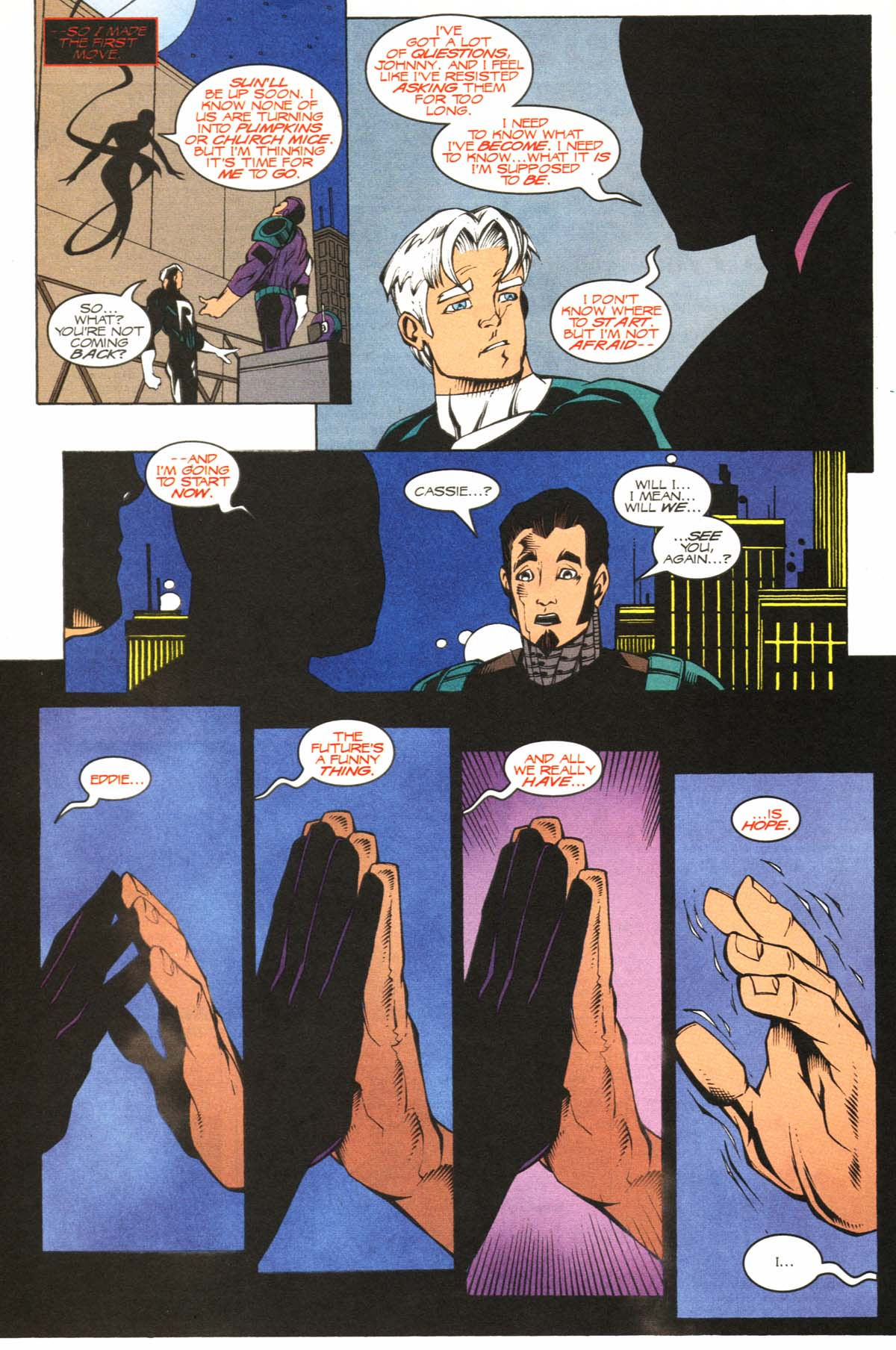 Read online Slingers comic -  Issue #12 - 29