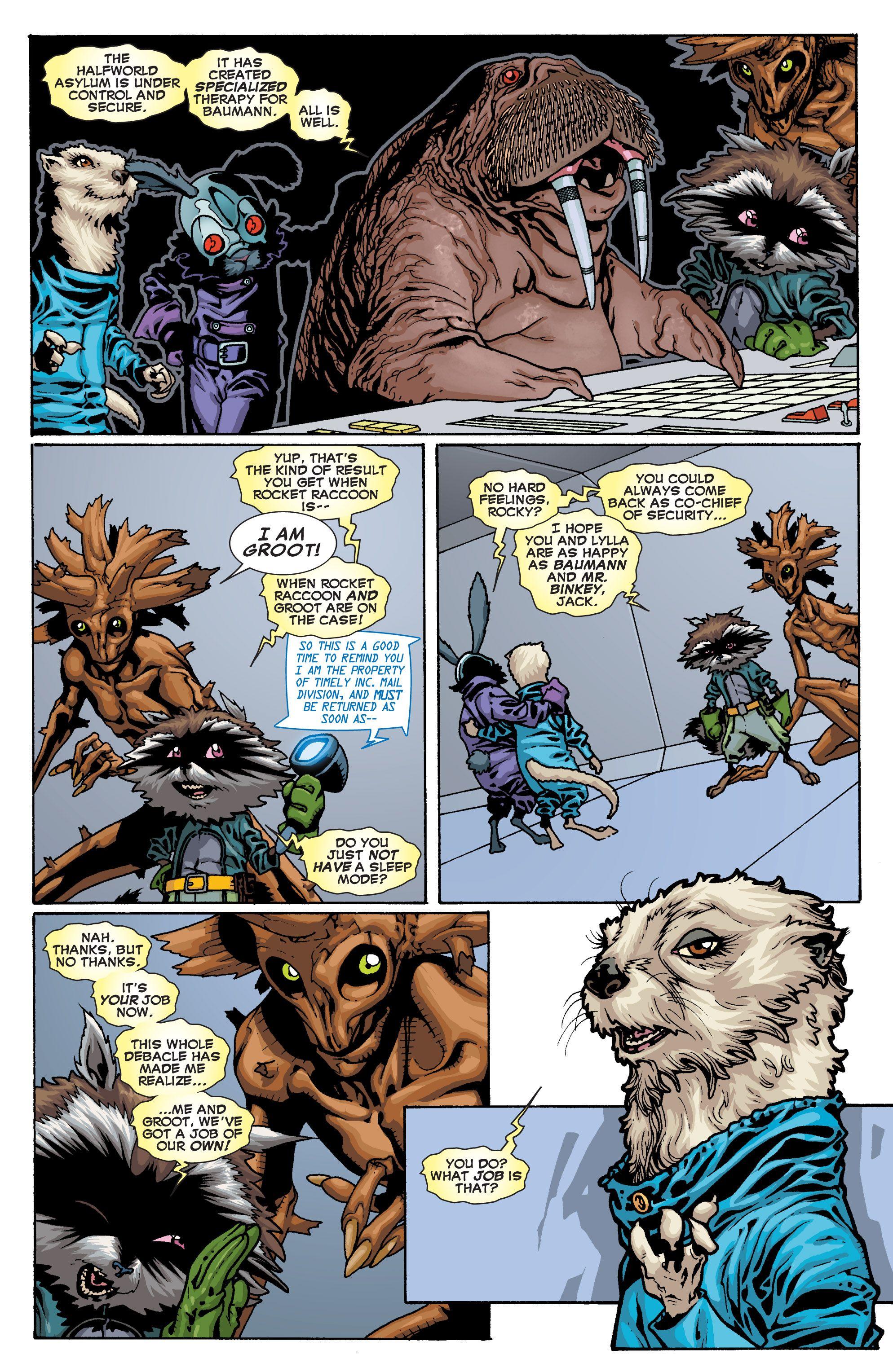 Read online Annihilators comic -  Issue #4 - 40