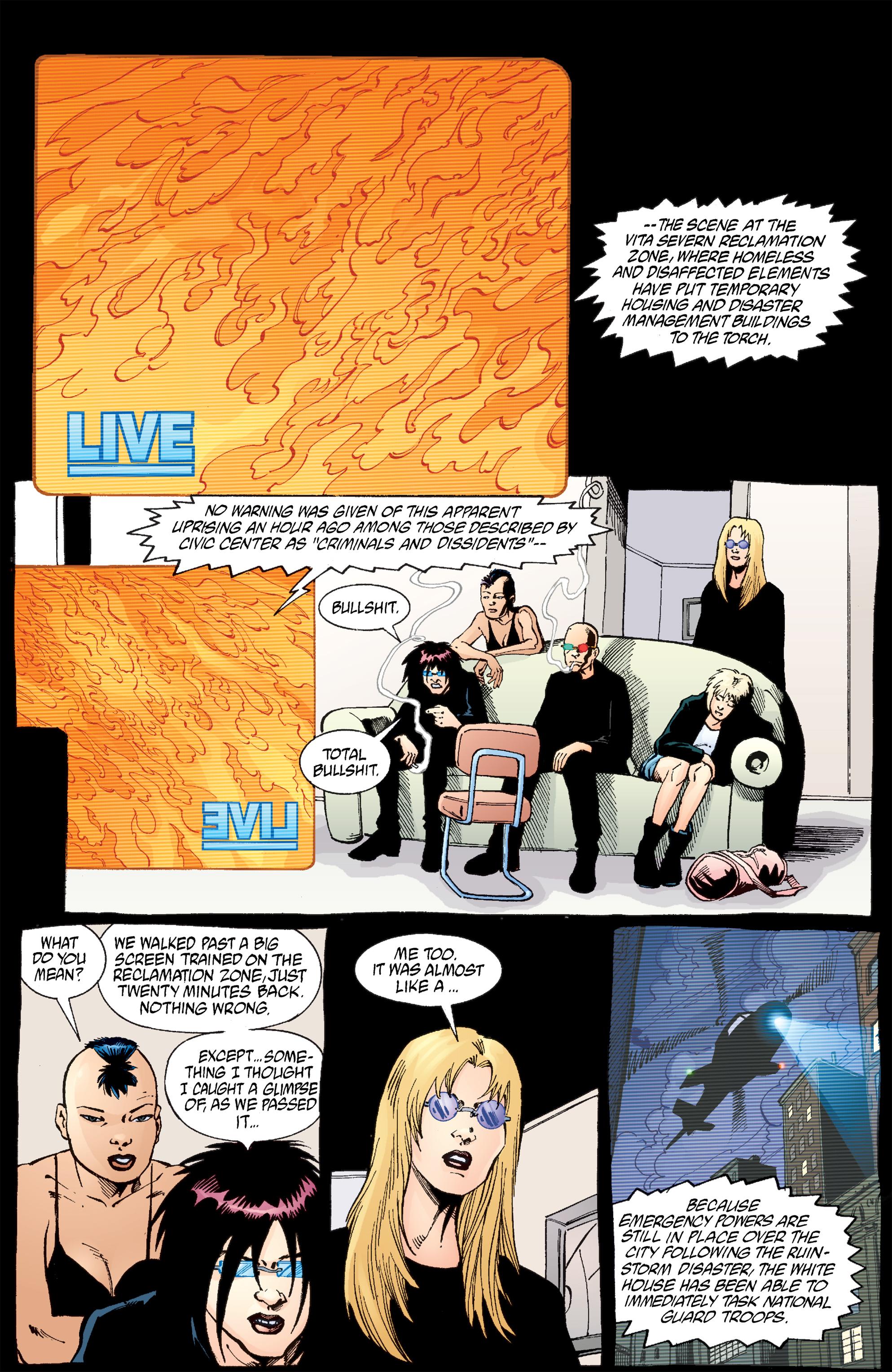 Read online Transmetropolitan comic -  Issue #54 - 18