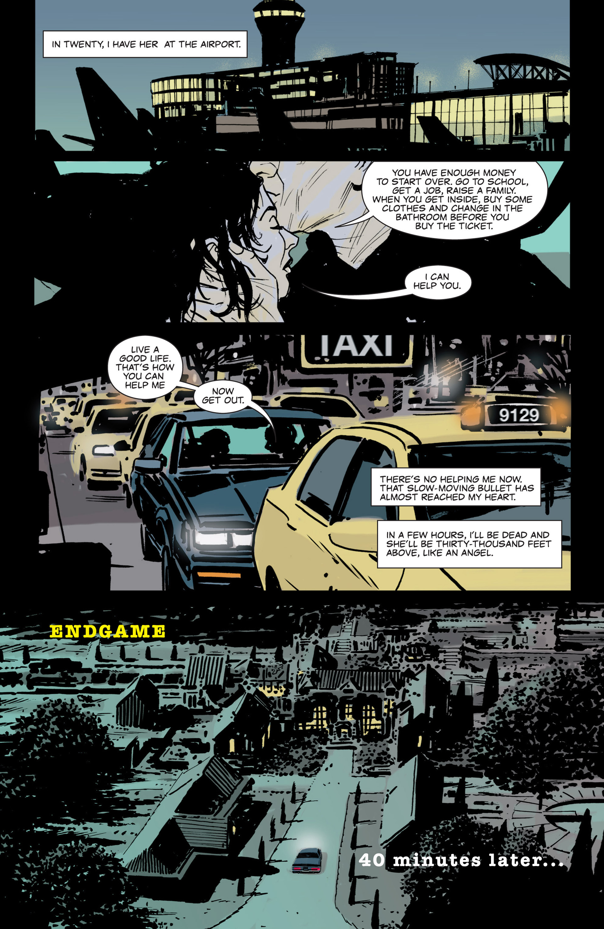 Read online Sex and Violence comic -  Issue # Full - 21