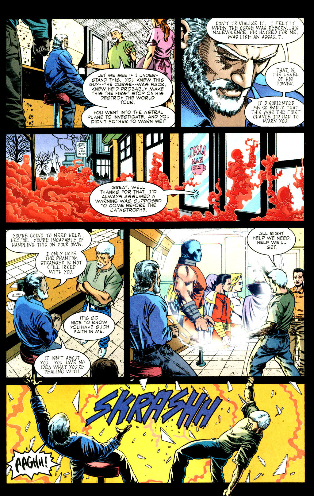 Read online Doctor Fate (2003) comic -  Issue #3 - 8