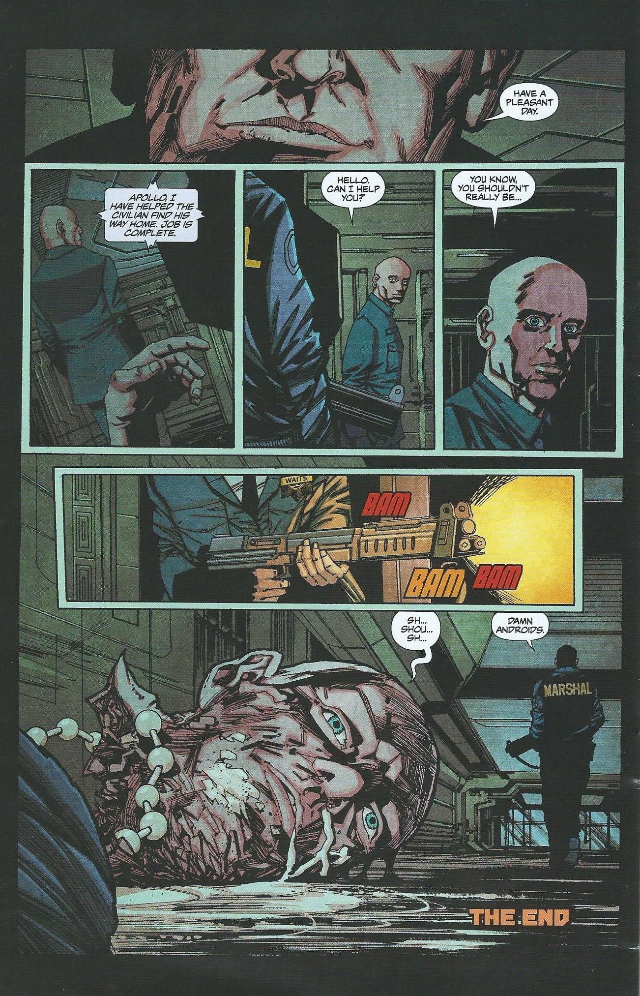 Read online Alien: Isolation comic -  Issue # Full - 21