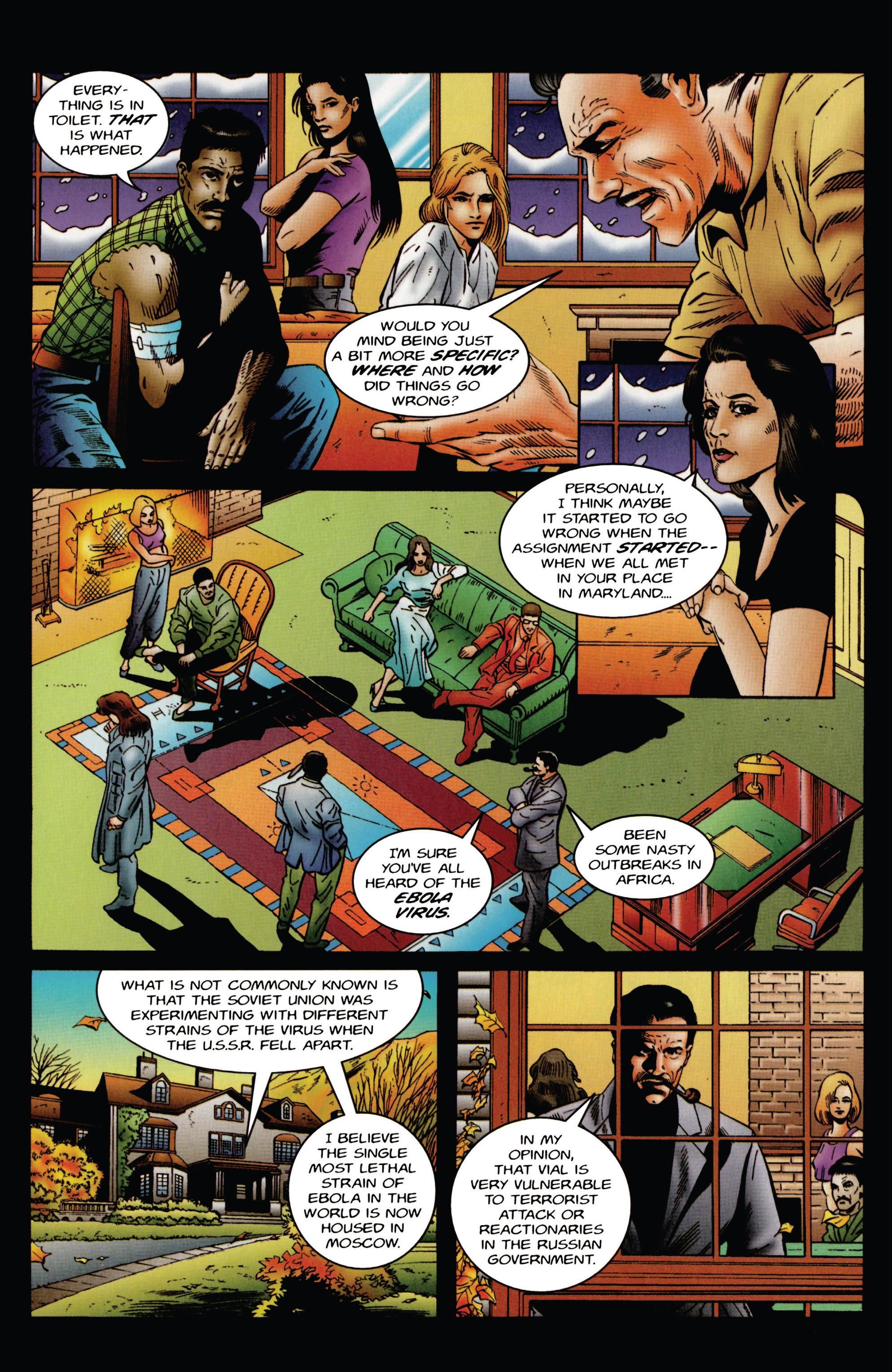 Read online Eternal Warrior (1992) comic -  Issue #49 - 6