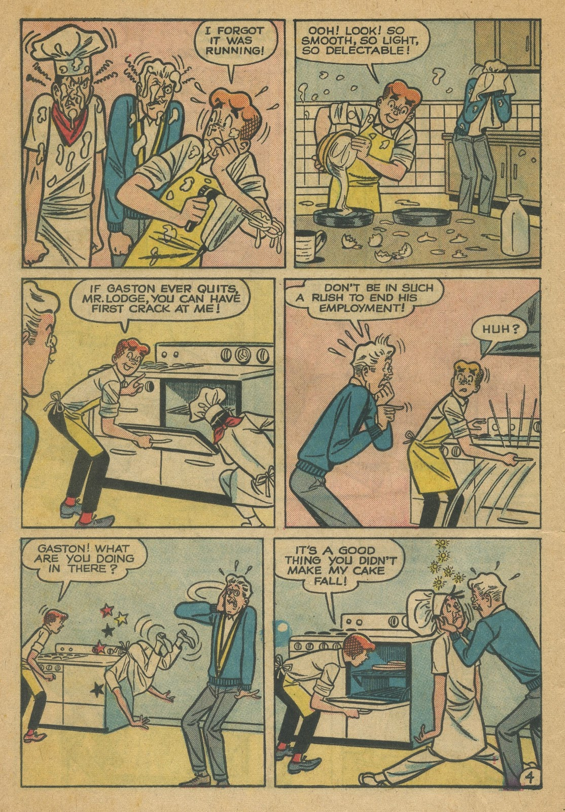 Read online Archie (1960) comic -  Issue #152 - 32