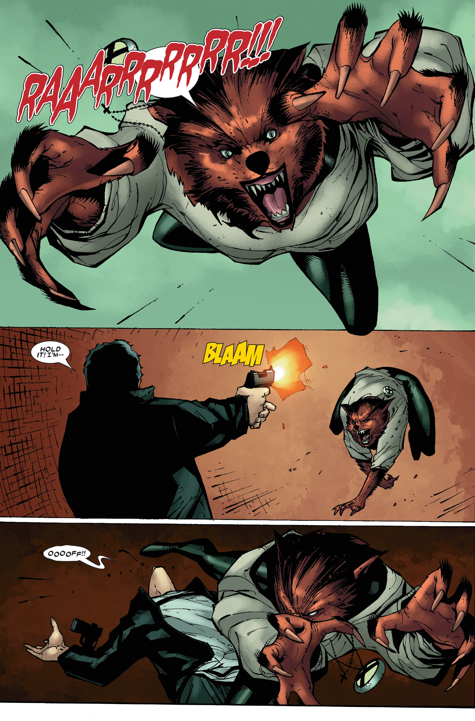 Read online X-Factor (2006) comic -  Issue #17 - 16