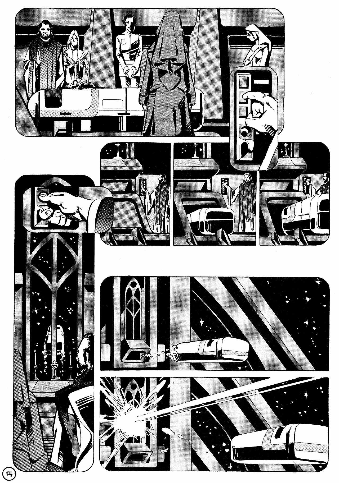 Read online Star*Reach comic -  Issue #10 - 45