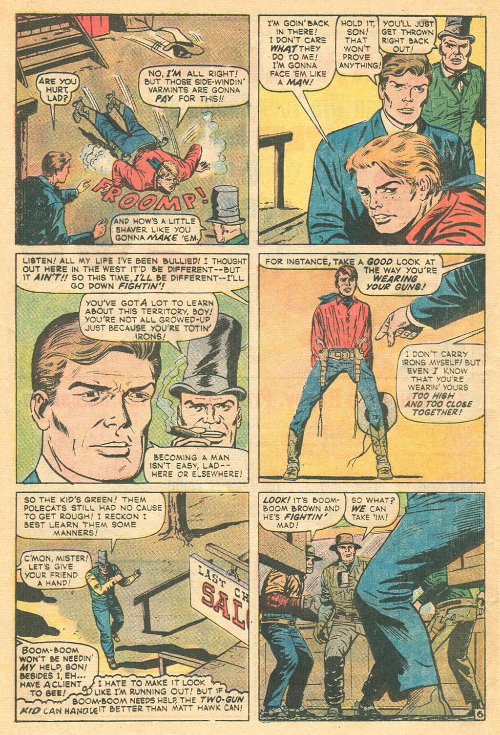 Read online Two-Gun Kid comic -  Issue #115 - 12