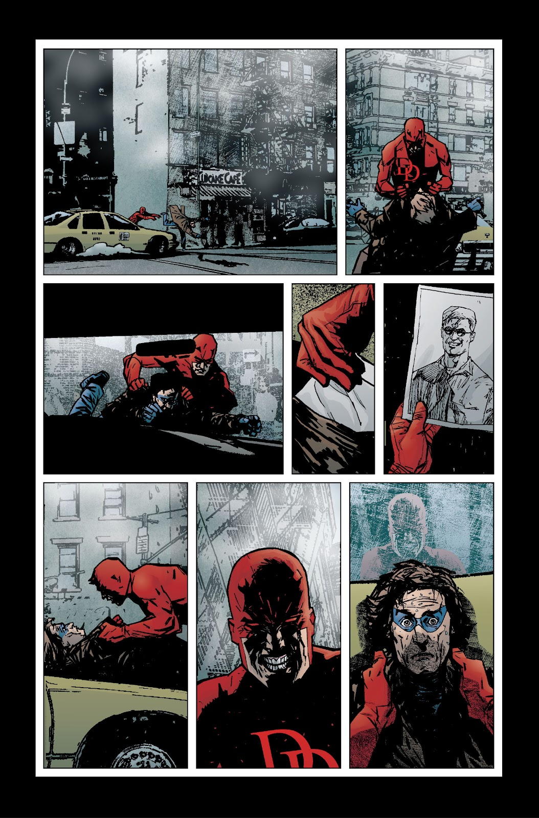 Read online Daredevil (1998) comic -  Issue # _Ultimate_Collection TPB 1 (Part 2) - 45