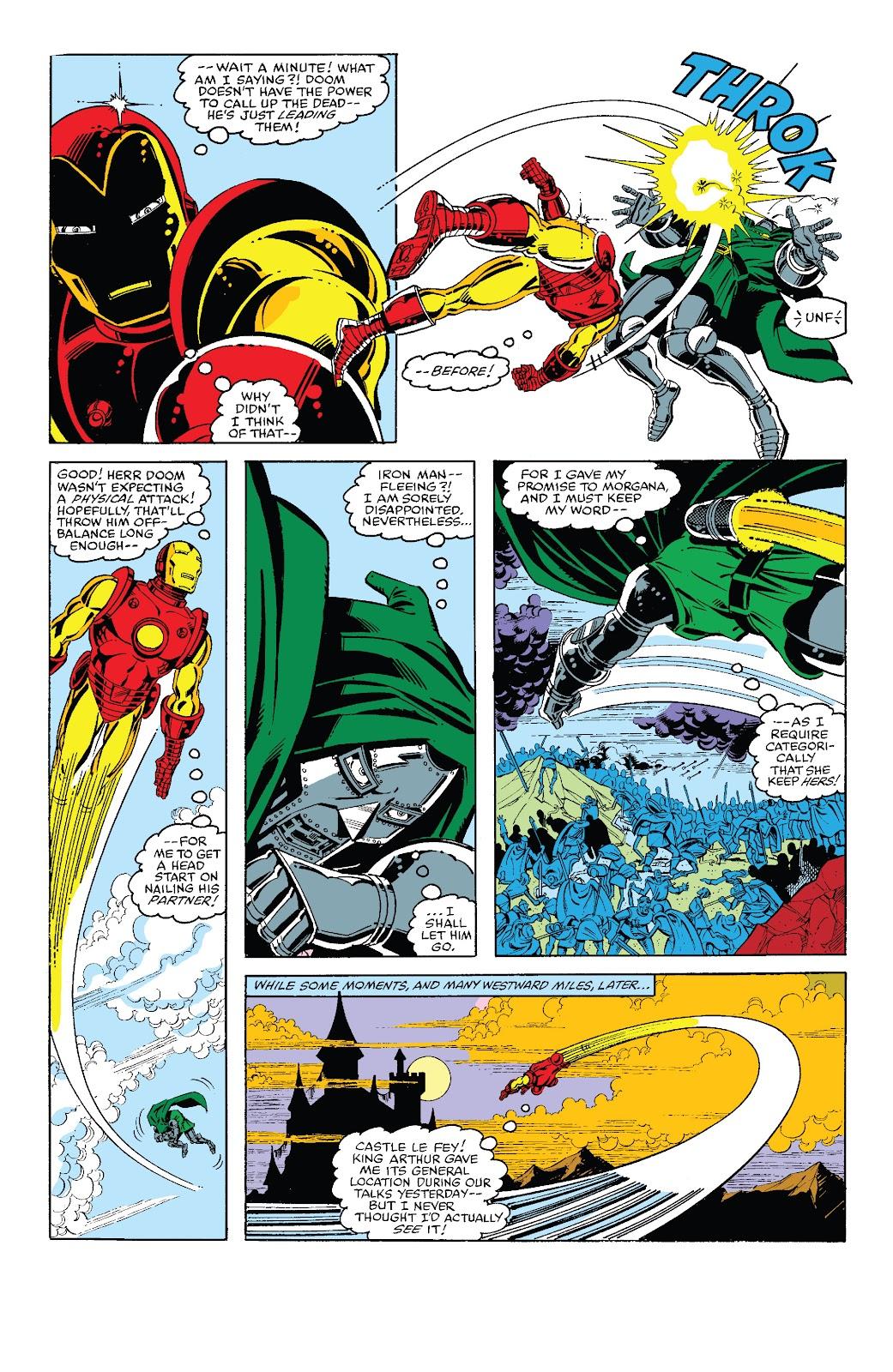 Read online Marvel Tales: Iron Man comic -  Issue # Full - 63