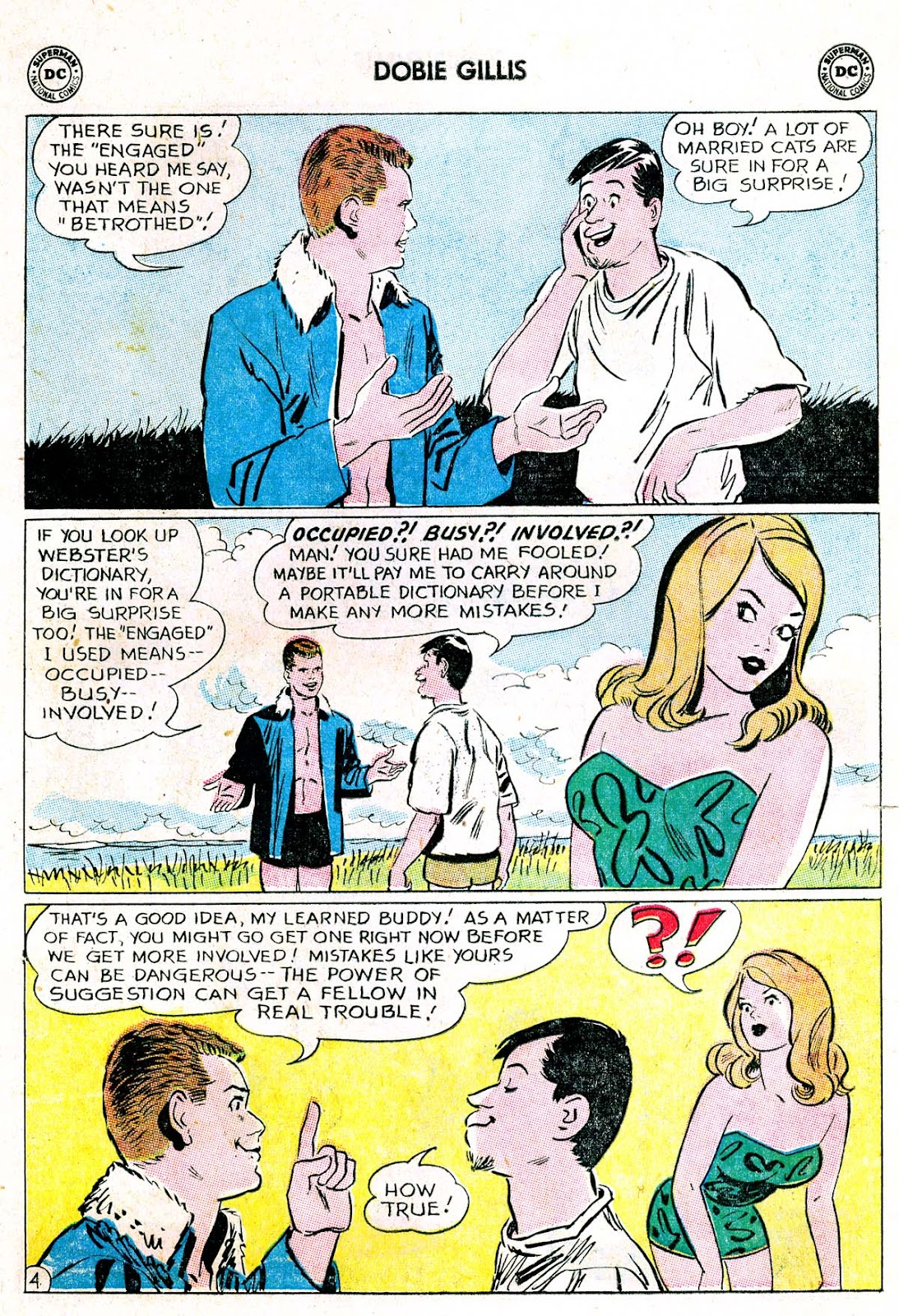 Many Loves of Dobie Gillis issue 21 - Page 6