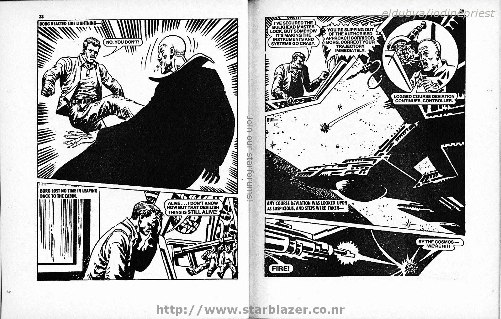 Starblazer issue 208 - Page 21
