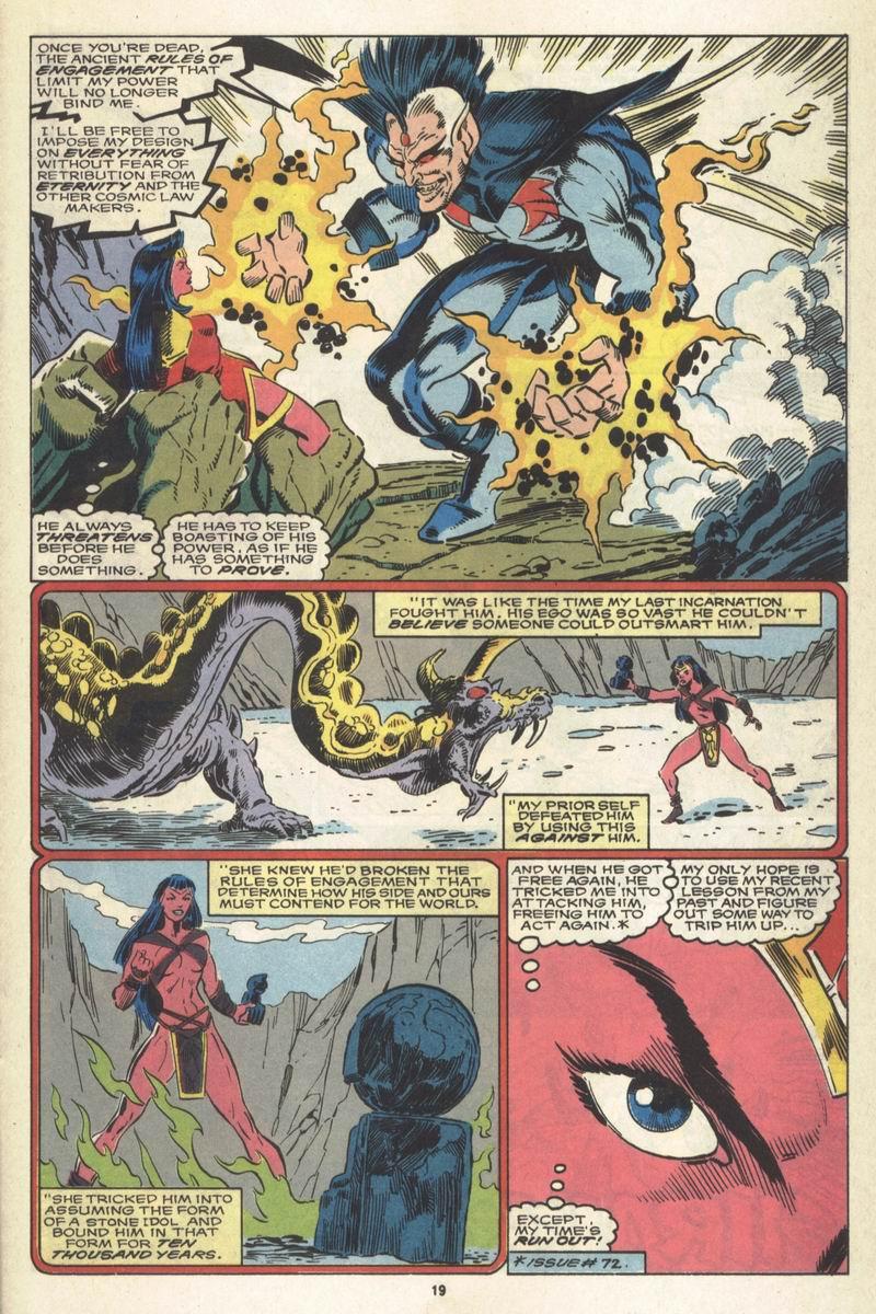Read online Alpha Flight (1983) comic -  Issue #86 - 15