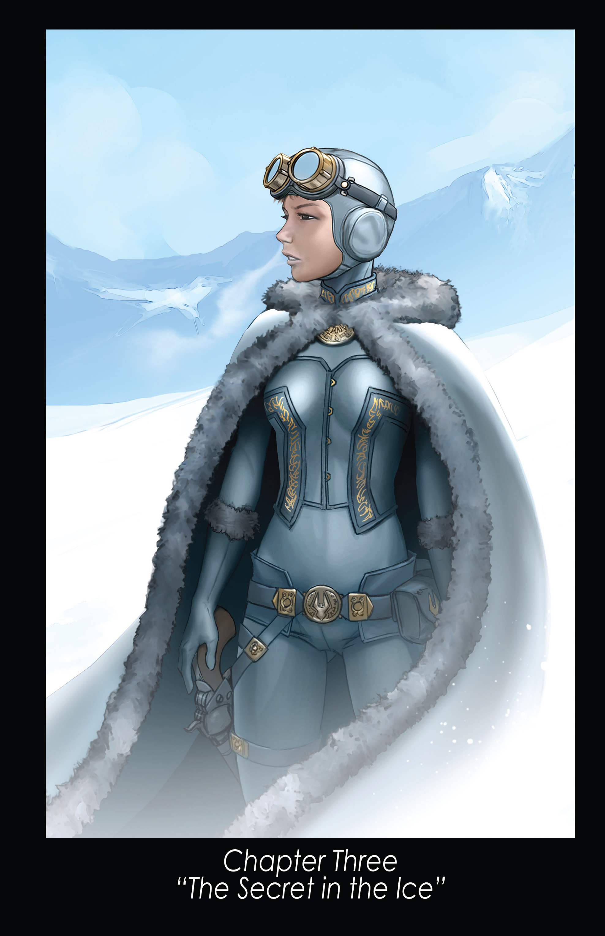 Read online Steam Wars: First Empire comic -  Issue #4 - 3