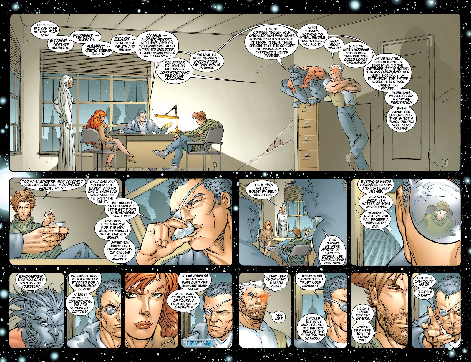 Uncanny X-Men (1963) issue 383 - Page 6