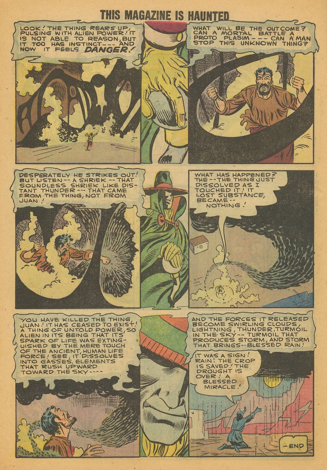 Read online This Magazine Is Haunted comic -  Issue #14 - 8