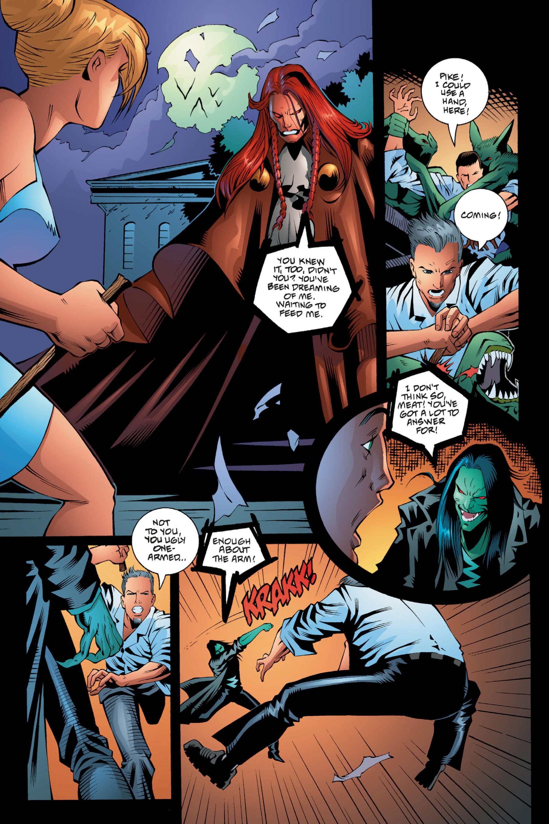 Read online Buffy the Vampire Slayer: Omnibus comic -  Issue # TPB 1 - 96