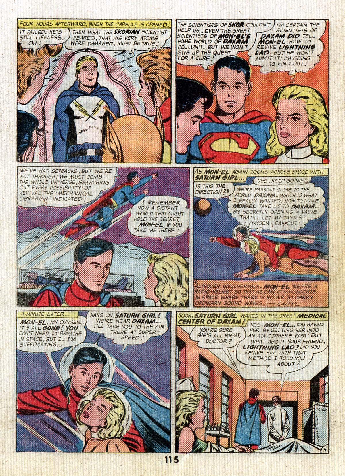 Read online Adventure Comics (1938) comic -  Issue #500 - 115