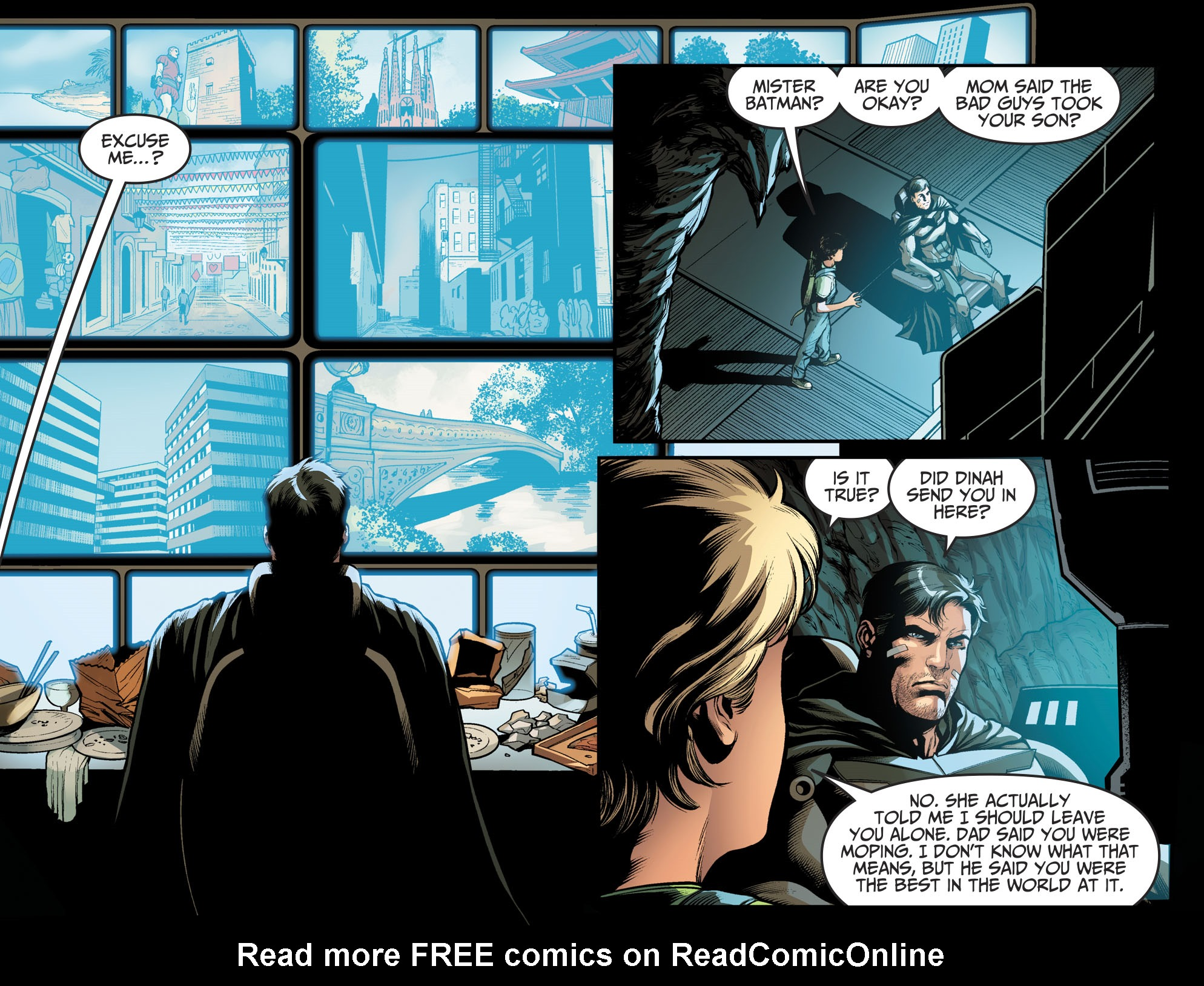 Read online Injustice 2 comic -  Issue #8 - 3