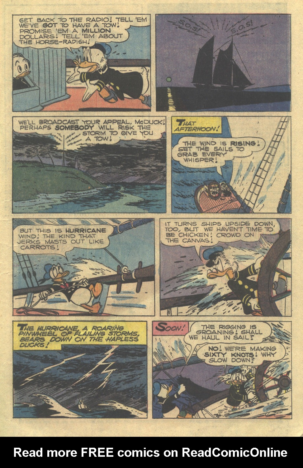 Read online Uncle Scrooge (1953) comic -  Issue #105 - 17