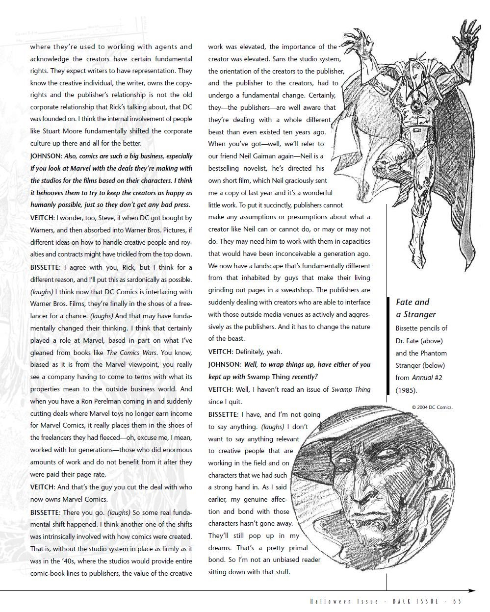 Back Issue issue 6 - Page 66